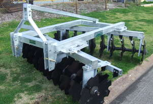 Disc Cultivators 3pl – Barrett – New