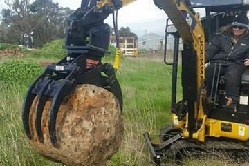 Grapples for Excavators and all machinery