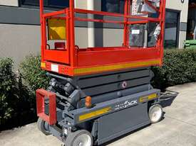 19ft Electric Scissor Lift & New Scissor Lift Trailer Package - picture2' - Click to enlarge