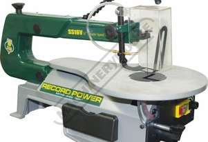 SS16V Variable Speed Scroll Saw 406mm (16