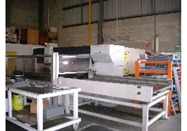 LVD Helius 2513 Laser Cutting System
