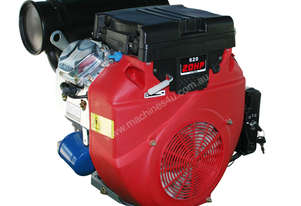 20HP Twin Cylinder Petrol Engine (ELECTRIC START)