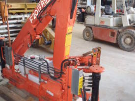 Fassi Truck Mounted Crane Low Hours - picture1' - Click to enlarge
