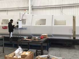 900mm Swing Heavy Duty CNC Lathes - picture2' - Click to enlarge