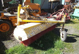 3pl sweeper , suit tractor ,
