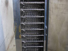 12 Tray Mobile Hotbox Reheating Pie Warmer Oven - picture3' - Click to enlarge