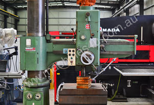 Used BOWES Radial Drill BR40 * Inspect today