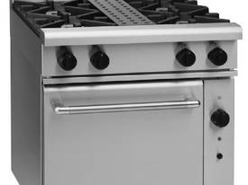 750mm Gas Range Convection Oven