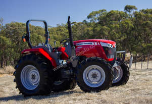 MF 4600 Series Utility Tractors 80 - 100 hp