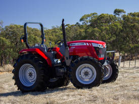 MF 4600 Series Utility Tractors 80 - 100 hp - picture0' - Click to enlarge