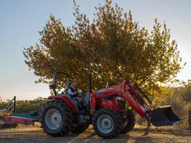 MF 4600 Series Utility Tractors 80 - 100 hp - picture1' - Click to enlarge
