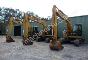 2001 CATERPILLAR 313BCR EXCAVATORS *WRECKING*