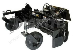 NEW DIGGA SKID STEER POWER RAKE