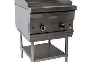 Garland GF24-BRL Heavy Duty Restaurant Range Natural Gas Char Broiler