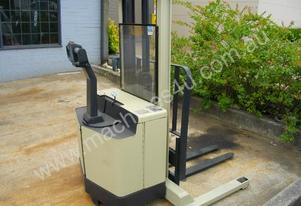 Crown Walkie stacker