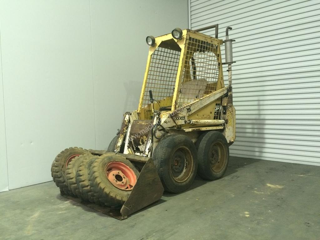 Used Bobcat 310 Wheeled SkidSteers in , - Listed on Machines4u