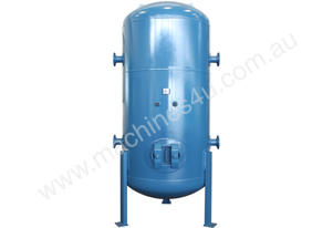 2400 LITRE VERTICAL AIR COMPRESSOR RECEIVER TANK