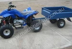 Dassa ATV-T1 Farm Tipper/Trailer Hay/Forage Equip