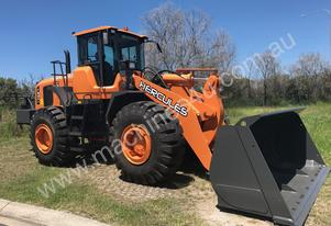 2018 17 TON WHEEL LOADER YX657