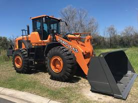 2016 HERCULES YX657 WHEEL LOADER
