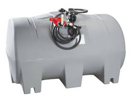 DIESEL POLY TANK 2200 LITRE WITH 12 VOLT HI/FLOW D