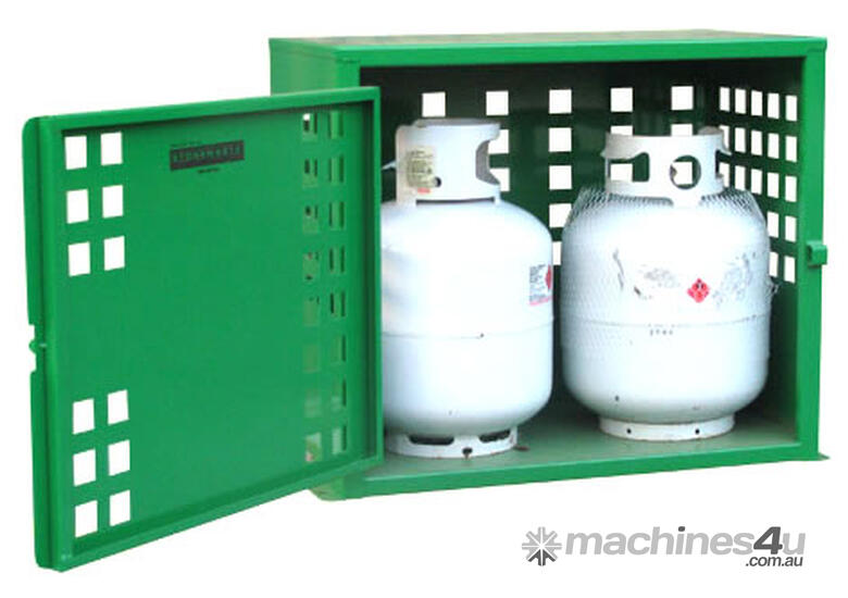 Gas Cylinders: Storage Of Gas Cylinders Qld