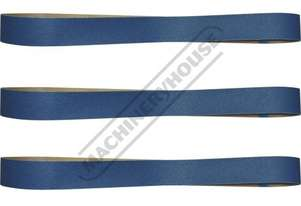 A8040 100G Zirconia Linishing Belt Pack 1220 x 50mm (48