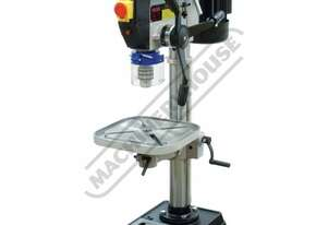 BD-360 Heavy-Duty Bench Drill - Belt Drive Table Tilts Left & Right To 45º & Rotates 360º Ø20mm D