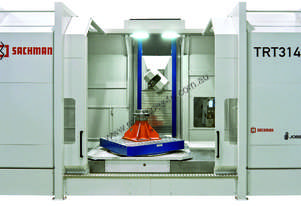 Sachman 3 + 2, 4 + 2, 5 or 6 Axis CNC Bed Mills