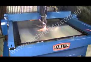 BAILEIGH USA - CNC PLASMA - 1220mm x 1220mm Table