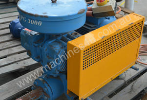 PG 3000 roots type vacuum blower pump Pedro Gill