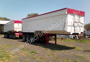 Chassis Tipper Combination (Grain or Gravel)