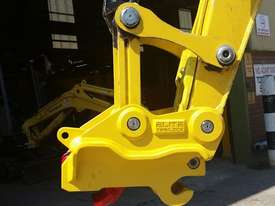 ELITE TwinLOCK Quick Hitch to suit 4T - 6T - picture1' - Click to enlarge