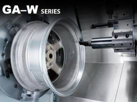 Alloy Wheel CNC Lathe GA-W Series - picture2' - Click to enlarge
