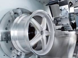 Alloy Wheel CNC Lathe GA-W Series - picture4' - Click to enlarge