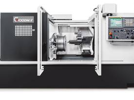 Alloy Wheel CNC Lathe GA-W Series - picture0' - Click to enlarge