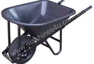 TRADEMIX TM782POLY NARROW WHEEL POLY WHEELBARROW