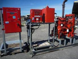 BUILDING FIRE SUPRESSION PUMP SYSTEM - picture0' - Click to enlarge