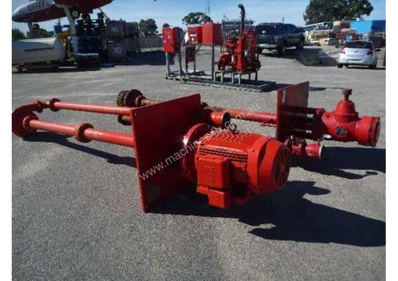 BUILDING FIRE SUPRESSION PUMP SYSTEM