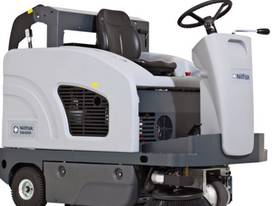 Nilfisk Ride On Sweeper - LPG Model SW4000  - picture3' - Click to enlarge
