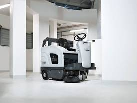 Nilfisk Ride On Sweeper - LPG Model SW4000  - picture6' - Click to enlarge