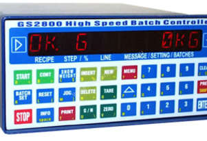 Batch controller: High Speed - GS2800