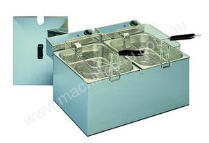 Roller Grill RF 8 DS - 8 Litre Double Fryer