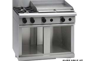 Waldorf 800 Series RN8606G-CB - 900mm Gas Cooktop `` Cabinet Base
