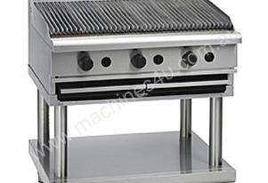 Waldorf 800 Series CH8900G-LS - 900mm Gas Chargrill