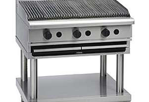 Waldorf 800 Series CH8900G-LS - 900mm Gas Chargrill `` Leg Stand