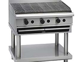 Waldorf 800 Series CH8900G-LS - 900mm Gas Chargrill `` Leg Stand - picture1' - Click to enlarge