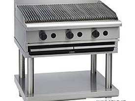 Waldorf 800 Series CH8900G-LS - 900mm Gas Chargrill `` Leg Stand - picture0' - Click to enlarge