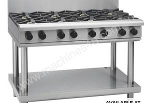 Waldorf 800 Series RNL8803G-LS - 1200mm Gas Cooktop Low Back Version