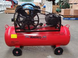 NEW AIR COMPRESSOR 5.5Hp (4Kw) 150 Ltr Tank *ON SALE* - picture0' - Click to enlarge